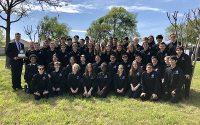 Cain Band Makes History with First Double Sweepstakes in Nearly a Decade