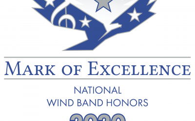 Cain Honors Band Receives National Windband Honors